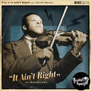 It Ain't Right - Single