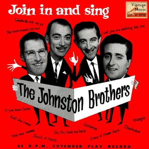 Vintage Vocal Jazz / Swing No. 92 - EP: Join In And Sing