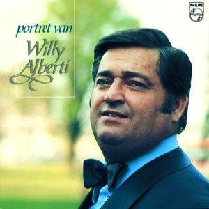 Portret Van Willy Alberti
