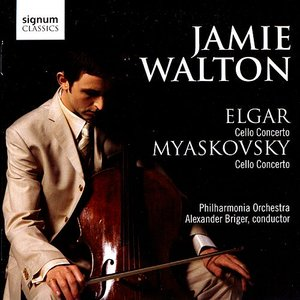 Elgar & Myaskovsky Cello Concertos
