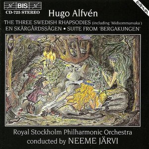 Alfven: 3 Swedish Rhapsodies