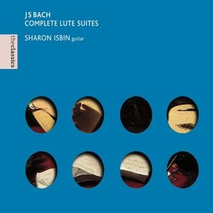 Image for 'Bach:Complete Lute Suites'