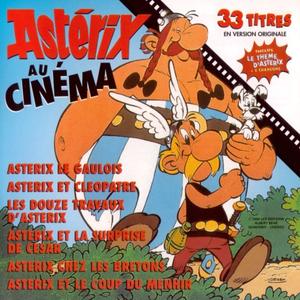 Astérix au cinéma
