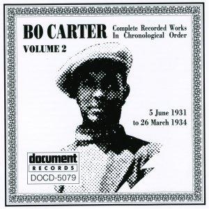 Bo Carter Vol. 2 (1931 - 1934)