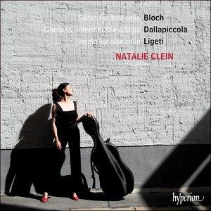 Bloch, Ligeti & Dallapiccola: Suites for Solo Cello