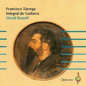 Francisco Tárrega - Integral de guitarra