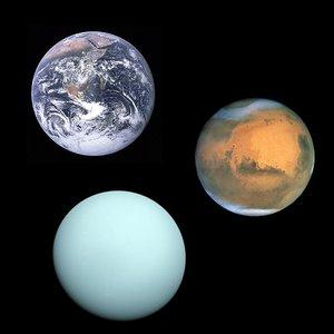 Image for 'Zemja, Mars i Uran'