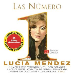 Las Número 1 de Lucía Méndez
