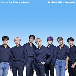 Let's Go Everywhere - Korean Air X SuperM - Single