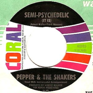 Avatar for Pepper & the Shakers