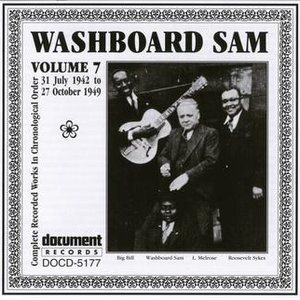 Washboard Sam Vol. 7 1942-1949