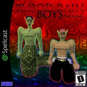 Blood Rain Boys the Game