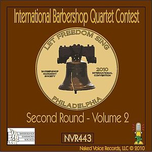 2010 International Barbershop Quartet Contest - Second Round - Volume 2