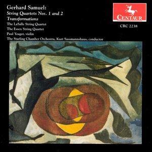 Samuel: String Quartets & Transformations