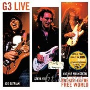 Avatar for G3 - Satriani, Malmsteen, Vai