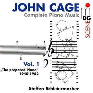 Complete Piano Music, Volume 1: The Prepared Piano 1940-1952