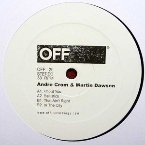 Avatar for Andre Crom & Martin Dawson