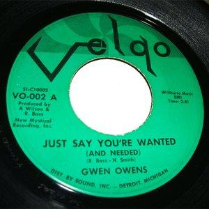 Avatar for Gwen Owens