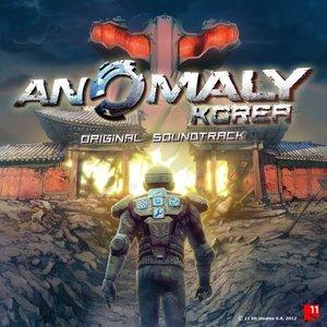Anomaly Korea Original Soundtrack