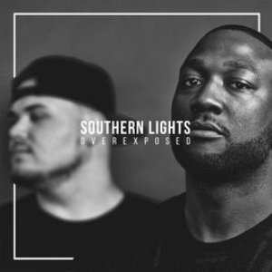 Southern Lights: Overexposed