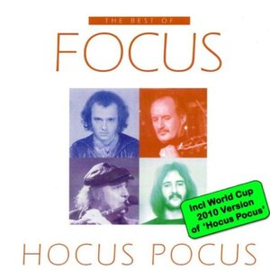 The Best Of Focus / Hocus Pocus (Incl WC 2010 Version of 'Hocus Pocus')