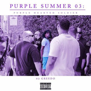 Purple Summer 03: Purple Hearted Soldier