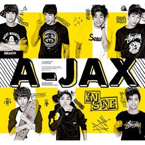 A-JAX 2nd Mini Album 'Insane'