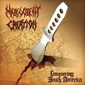 Conquering South America