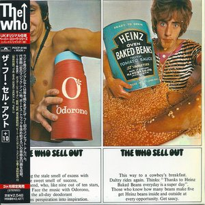 THE WHO SELL OUT +10