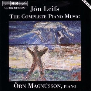 LEIFS: Complete Piano Music (The)