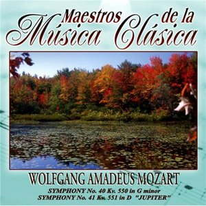 Maestros de la musica clasica - Wolfgang Amadeus Mozart
