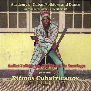 Ritmos Cubafricanos Volume 1