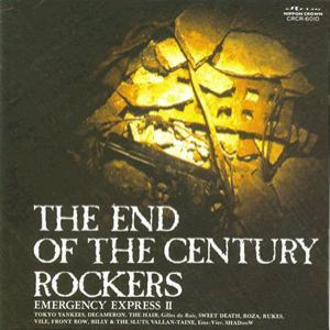 THE END OF THE CENTURY ROCKERS