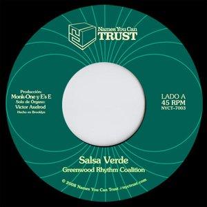 Salsa Verde B/w Pachanga Pistola