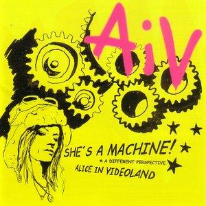 She's A Machine!