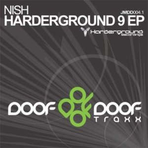 Harderground 9 EP