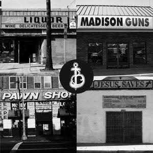 Liquor Store Gun Store Pawn Shop Church