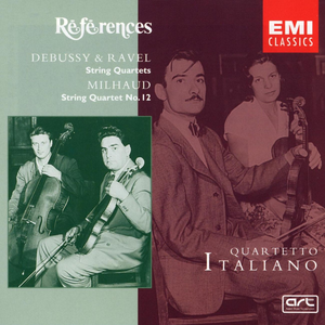 Debussy & Ravel String Quartets
