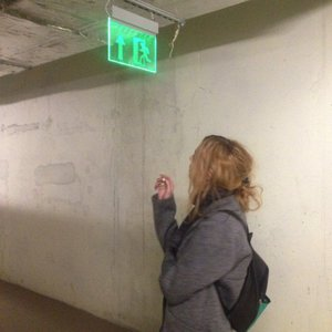 Ocean Plaza Tunnels