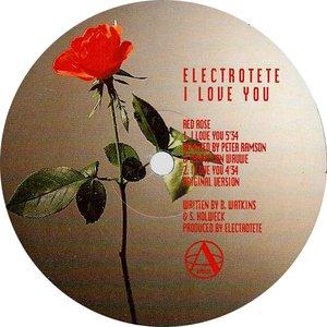 I Love You (Original & Remixes)