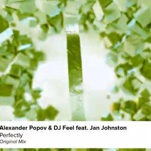 Avatar for Alexander Popov & DJ Feel feat. Jan Johnston