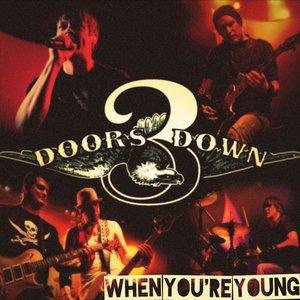 Obrázek 3 Doors Down, When Youre Young