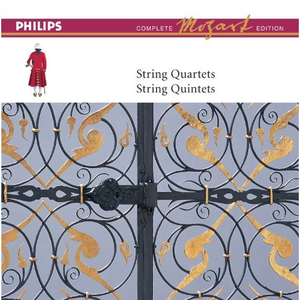 Mozart: Complete Edition Box 7: String Quartets, Quintets (11 CDs)