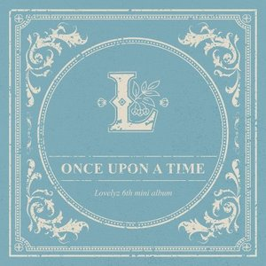 Lovelyz 6th Mini Album [Once upon a time]
