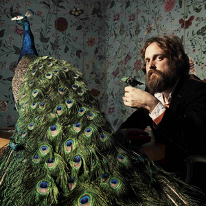 Iron & Wine photo provided by Last.fm