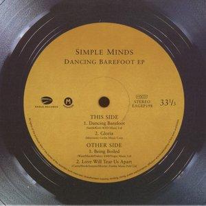 Dancing Barefoot EP