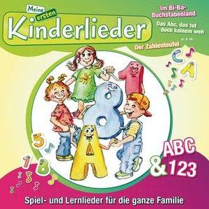 Meine ersten Kinderlieder - ABC & 123
