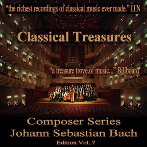 Classical Tresures Composer Series: Johann Sebastian Bach, Vol. 7