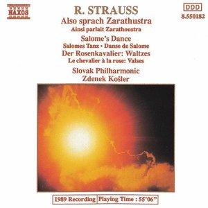 STRAUSS, R.: Also Sprach Zarathustra / Salome's Dance
