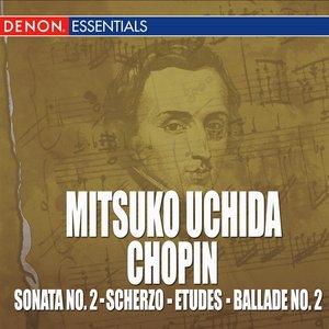 Mitsuko Uchida Plays Chopin: Sonata No. 2 - Scherzos - Etudes - Ballade No. 2